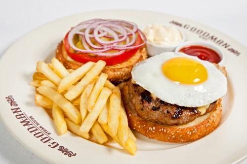 GOODMAN-бургер
